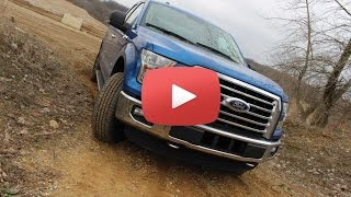 2015 Ford F-150 SuperCab Review | Chicago News Test Drive 2015 Ford F-150