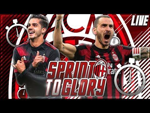 FIFA 18: NUR 25 MINUTEN FÜR TRANSFERS!! 🕔😳 - AC Milan LIVE Sprint to Glory 🔴