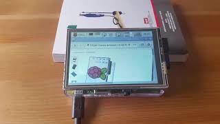 kuman 3 5 inch 320 480 resolution touch screen tft lcd display module spi interface