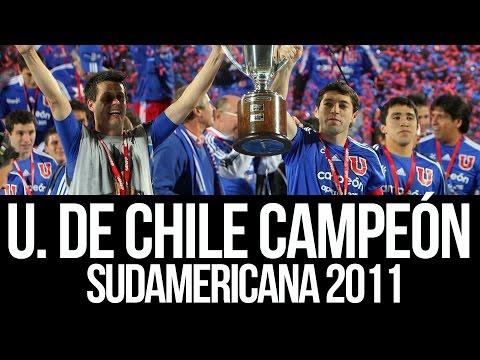 Homenaje a Universidad de Chile - Copa Sudamericana