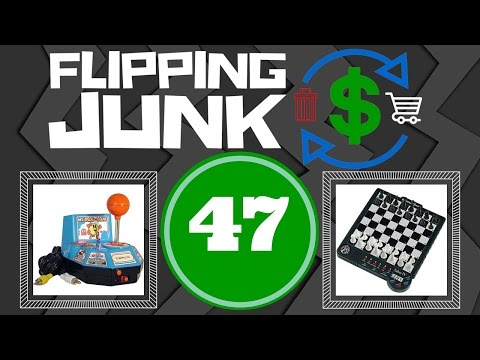 Flipping Junk [47] Large Haul to Sell on Amazon FBA and eBay | Shipping Room Upgrade
