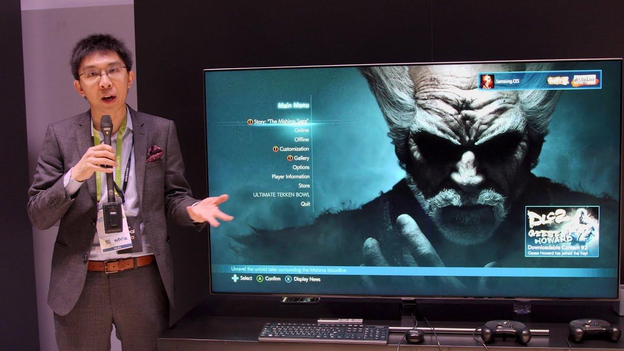 Gamers Rejoice! Samsung 2018 QLED TV Supports VRR Even ...