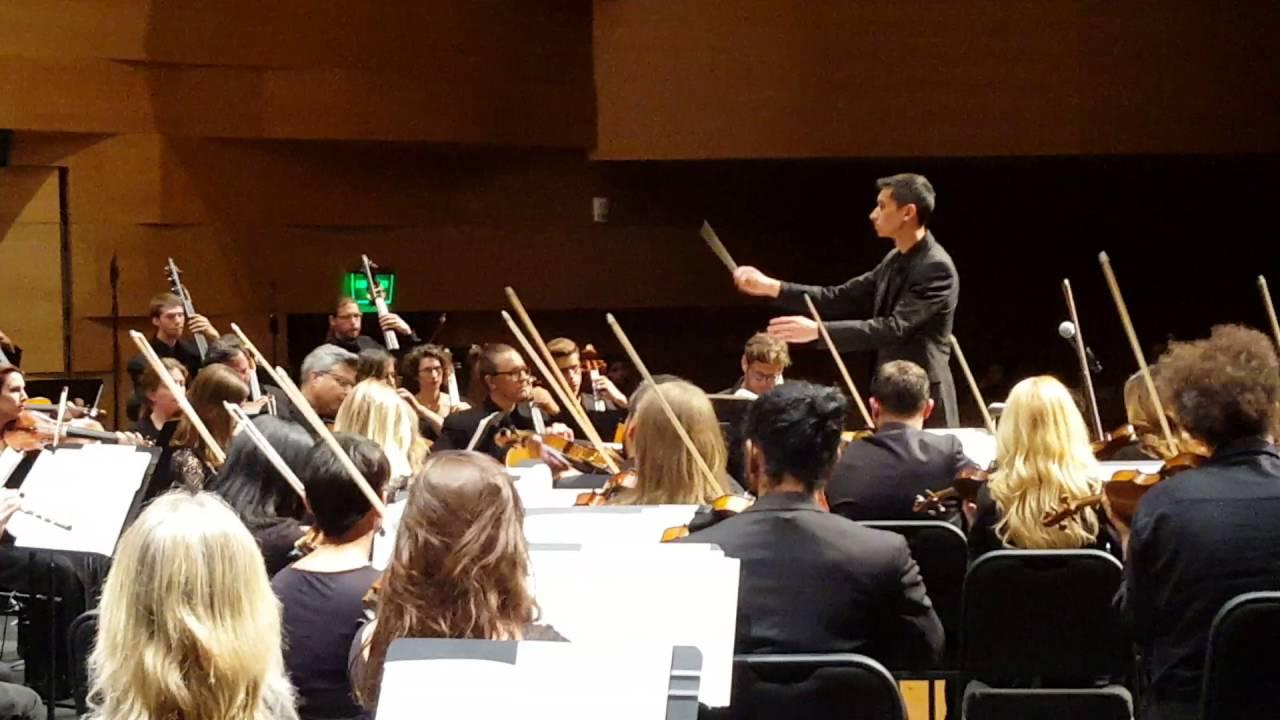 CSUN Studio Orchestra- Spring 2016
