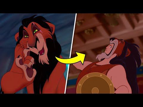 17 Secrets Hidden in Disney Movies That You Didn't Notice