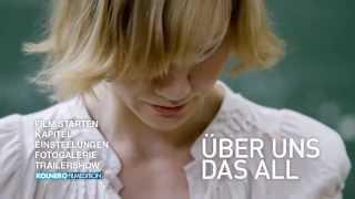 Über uns das All (DVD Titlemenu)