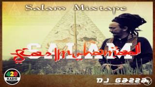 Ras Muhamad - Salam - Final Mixtape - By Dj Gazza - 2015