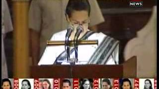 Zee News EXCLUSIVE : Sonia Gandhi completes 15 years as Congress Chief - Part 3