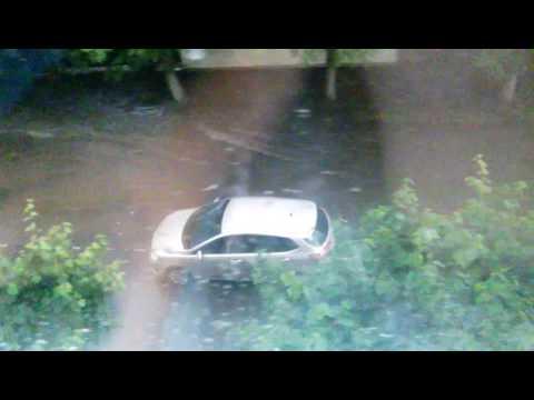 Ну и погода в Серпухове