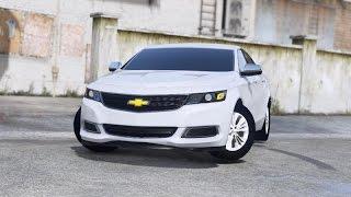 GTA 5 Mods: 2015 Chevrolet Impala Beta