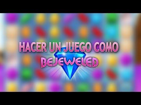 Candy Crush en Unity - Match3 o bejeweled