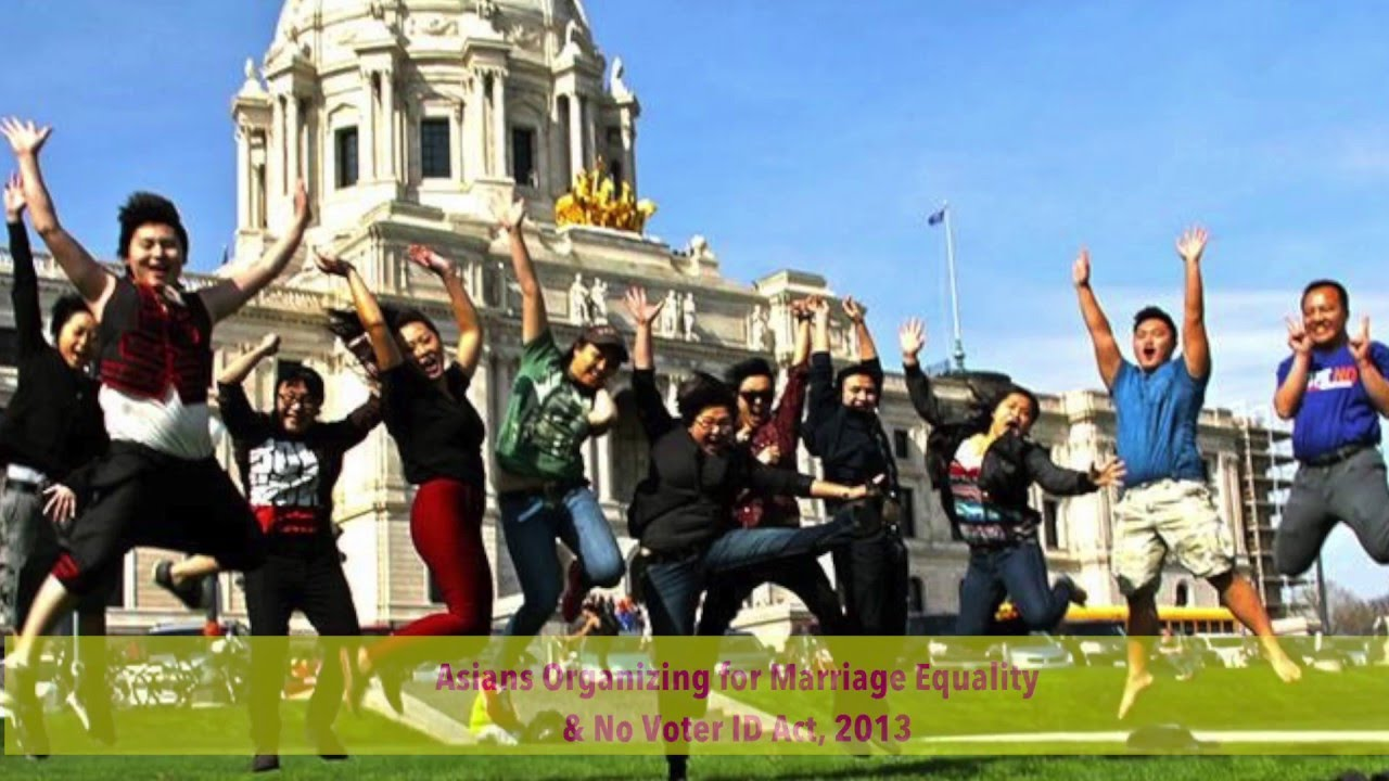 Invisible to Invincible: Asian Activism in MN