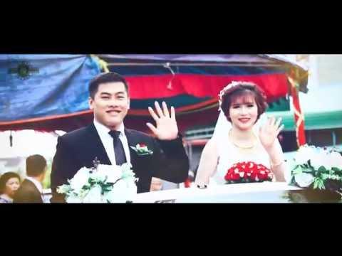 WEDDING FLYCAM QUỲNH CHI - NGỌC KHOA