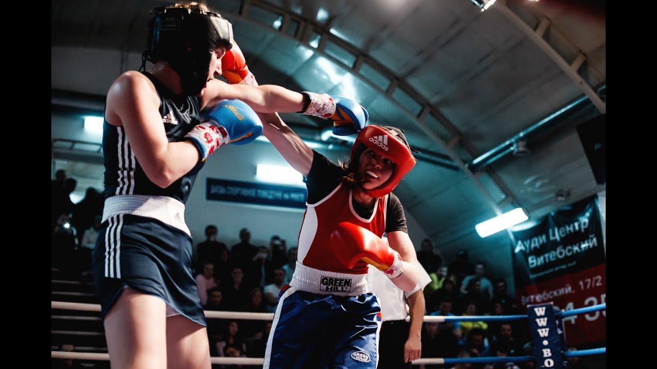 Босс Бокса 2 Апреля - Ира против Даши