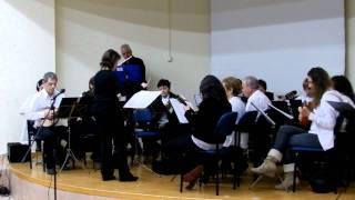 """תזמורת """"מצלול"""" - טמבורין - חלילן דניאל לשם"""