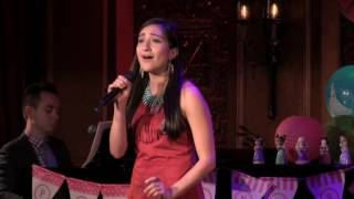 "Krystina Alabado - ""Just Around The Riverbend"" (The Broadway Princess Party)"