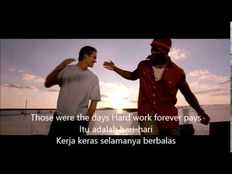 Wiz Kalifa- See You Again Lyrics/Karaoke (Sub english+Indonesia)