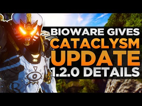 Anthem 1.2.0 Update Details & BioWare's Cataclysm Update | QoL Improvements & Buffs
