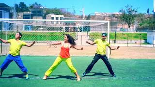 "Zumba Shakira "" Dare (La La La) Brasil "" by Honduras Dance Crew"