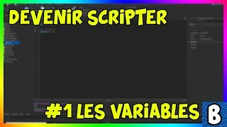 VARIABLES - Becoming a scriptwriter on Roblox #1 Become a scriptwriter on Roblox! #1 The Variables