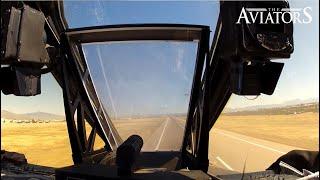 Flying onboard the A-10 'Warthog' Thunderbolt II (Cockpit go-pro footage)