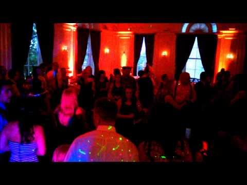 Pitt University Club PA Wedding DJ