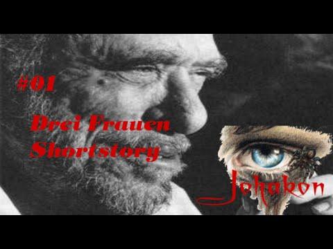 01 Charles Bukowski - Drei Frauen  ( Shortstory)