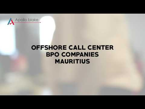 Offshore Call Center / BPO Companies Mauritius