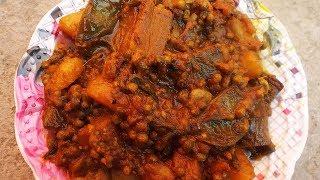 Gambar cover Pui Michuri r Chachari - Bengali Veg Recipe || Simple and tasty Bengali Recipe || Vegetarian Dish