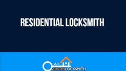 Dripping Springs TX Locksmith Services