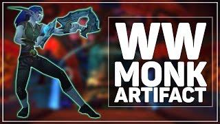 WoW Legion: Windwalker Monk Artifact Quest [One of the Best Yet?]