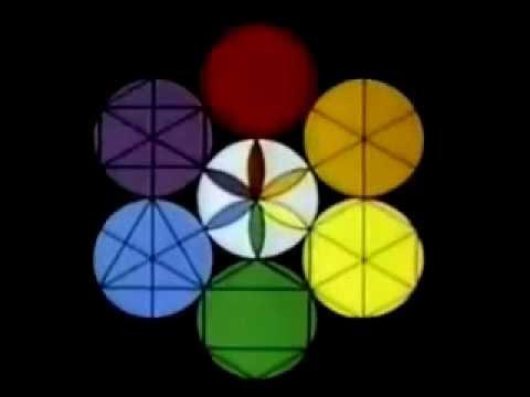 Geometry of Circles  Philip Glass Music on Sesame Street 1979