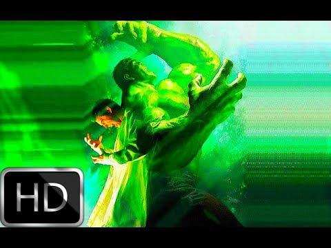 All hulk transformations - 2003,2008,2012,2015,2017,2018   (HD)