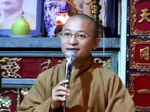 Học hạnh khiêm cung (23/11/2007)
