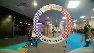 DNT FPV TechED Time Attack Race Track