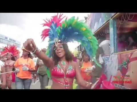 Bacchanal Jamaica Carnival Road March 2015