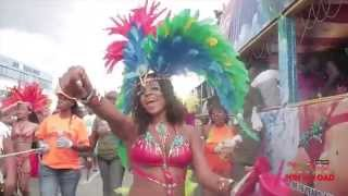 Bacchanal Jamaica Carnival Road March 2015