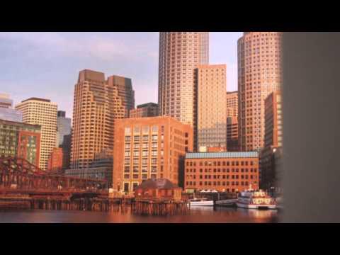 PwC's New Boston Office At 101 Seaport