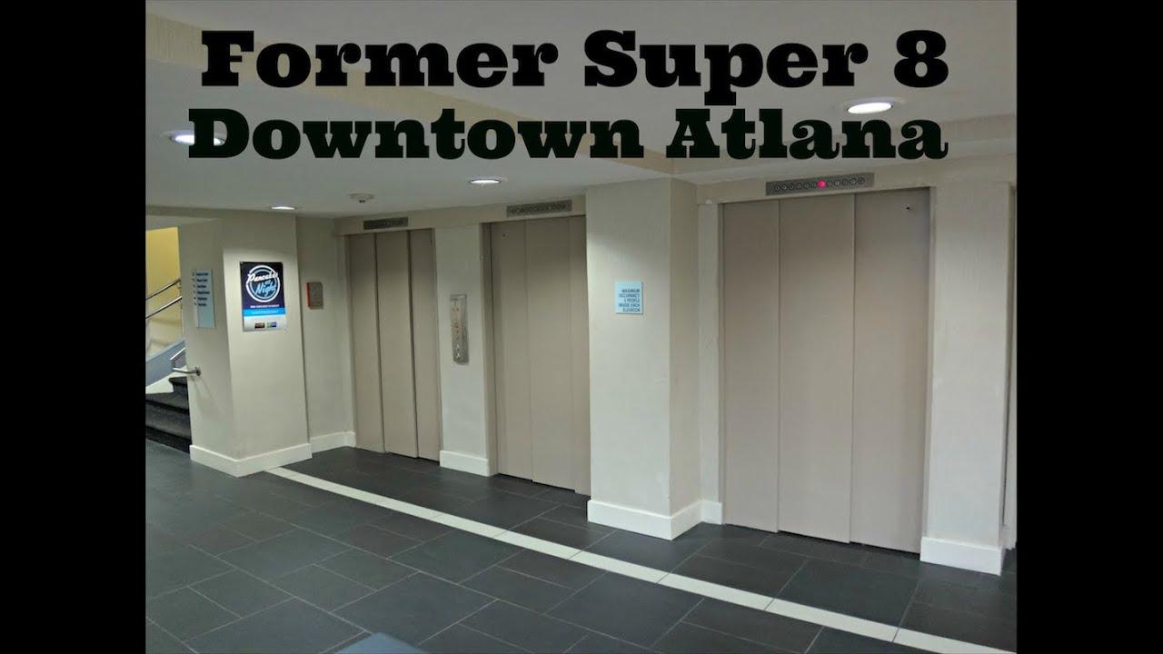 Holiday Inn Express Elevator