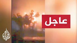 الصور الأولية لحادث حريق مستشفى ابن الخطيب في بغداد ووفاة 27 شخصا