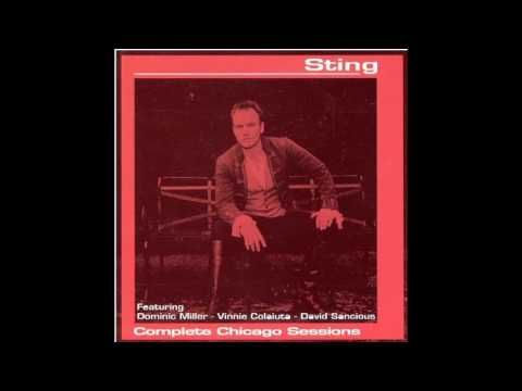 STING - Complete Chicago Sessions 1991/1993 (AUDIO)