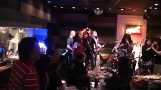 Rajas セッション Shock! at Akkun's 2011年9月2日