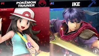 Mixup Mania #1 - Durimango (Pokemon Trainer) vs. Yez (Ike) Winners Semis