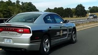 "North Carolina State Highway Patrol ""SHP-688"" Caught Speeding in Work Zone"