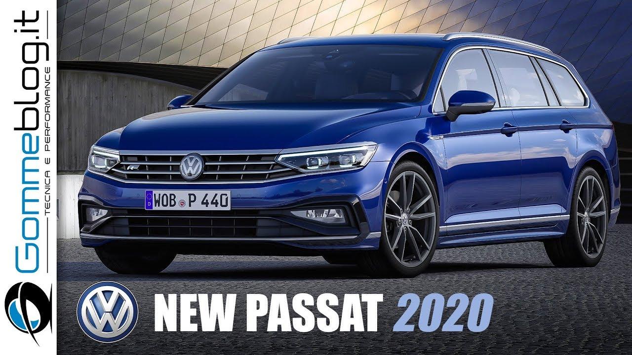 volkswagen passat variant 2021  car wallpaper