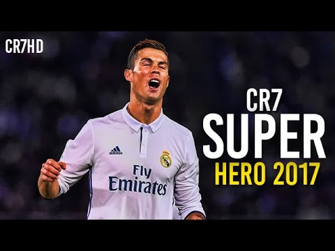 Cristiano Ronaldo • Superhero 2017 | Magic Skills Show | 1080p HD