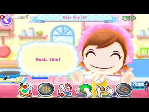 Cooking mama free playing it on the computer