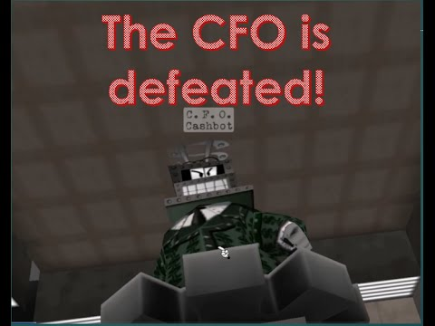 My first successful CFO run! Wacky's Return to Toontown!