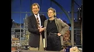 "The ""Husky Idler"" incident on Late Night, November 5, 1991"