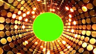 Hintergrund mit Gold Circle Vector | Free Download | DMX-HD-BG 323