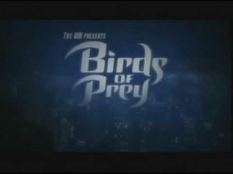 """Birds of Prey TV (2002) - """"Untamed Fury"""" promo"""